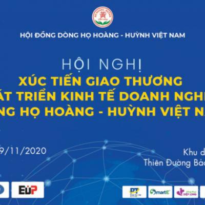 hội nghị kết nối giao thương
